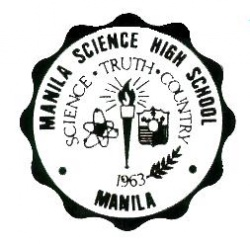 Manila Science High School official seal