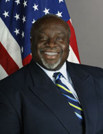 Harry K. Thomas Jr. (Photo courtesy of US State Department website)