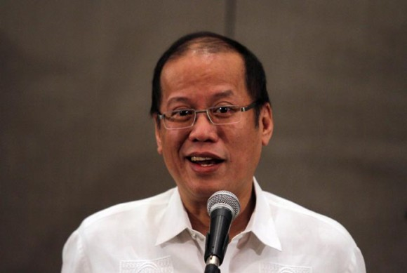 President BS Aquino. Photo by KJ Rosales/Manila Bulletin.
