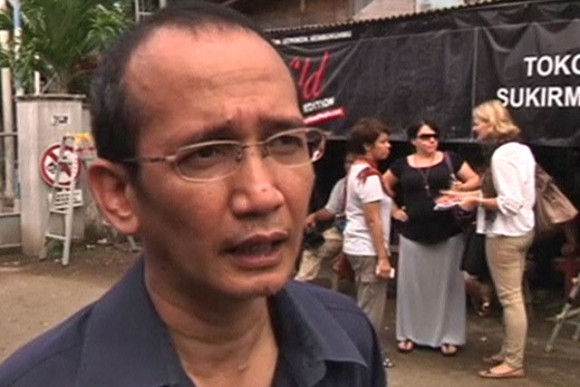 Atty. Edre Olalia of the National Union of People's Lawyers (NUPL). Photo: UNTVweb